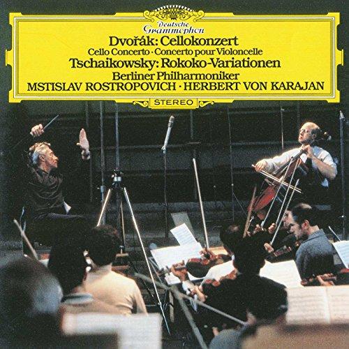 Dvorák: Cello Concerto / Tchaikovsky: Rokoko Variationen