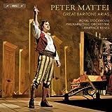 Britten, Benjamin; Gounod, Cha: Mattei, Peter: Great Baritone