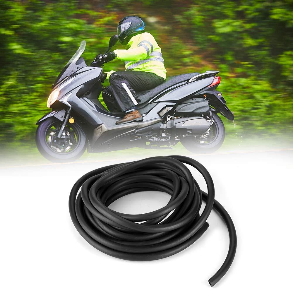 L/ínea de tuber/ía de manguera de filtro de combustible de gas para motocicleta Qiilu 5M para GY6 50cc 150cc 250cc Roketa Taotao Scooter ATV