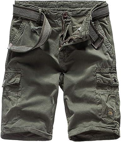 Pantalones Cortos Hombre Verano De Los Hombres Al Aire Libre ...