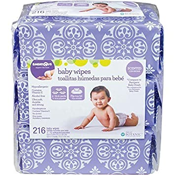 Babies R Us Scented Baby Wipes - 216 Count by Babies R Us