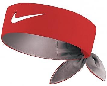 competitive price 0957f 68379 Nike Roger Federer Rafael Nadal Dri-Fit Tie Up Headband Bandana, Red White