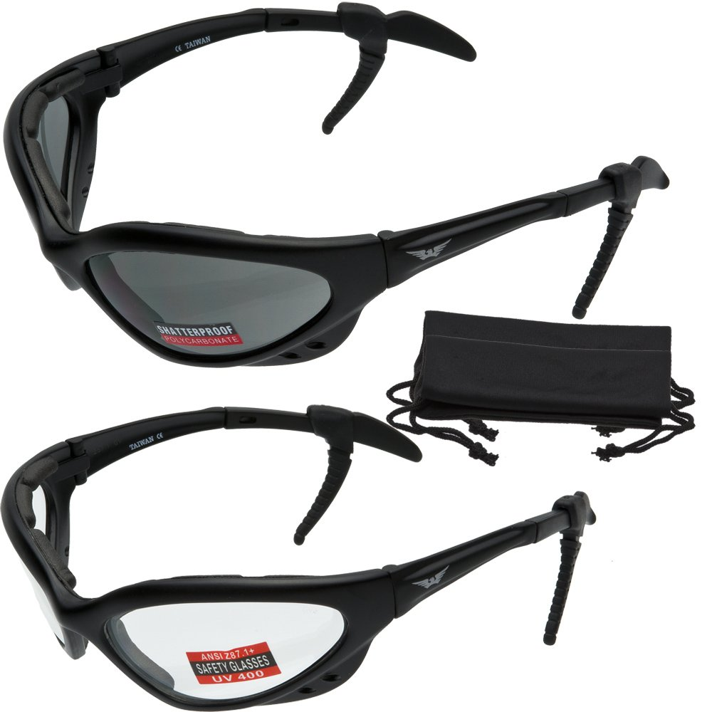 Pyramex v2g Readers Safety Eyewear ブラック B005E0RFTU