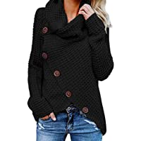 LEXUPE Women Autumn Winter Warm Comfortable Coat Casual Fashion Jacket Long Sleeve Solid Sweatshirt Pullover Tops Blouse Shirt