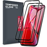 2-Pk Meidom Tempered Glass Screen Protector for iPhone XR