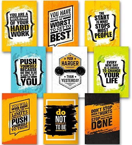 Motivational Posters Home Office Decorations product image