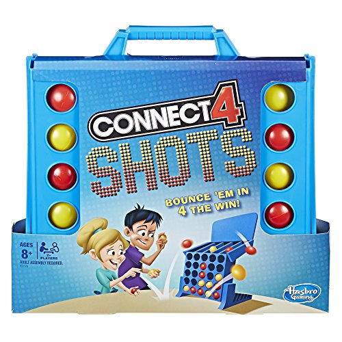 Connect 4 Shots Game - Mark 1 Bucket