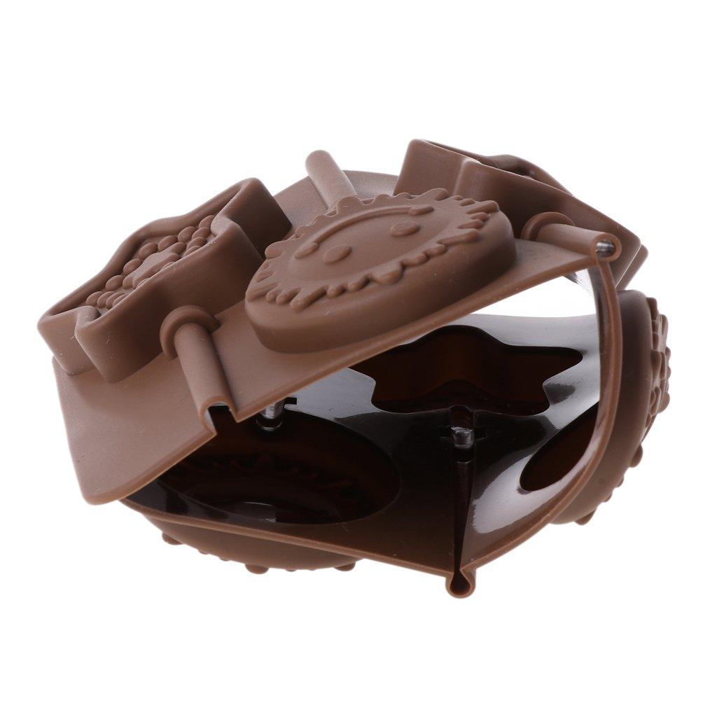 Moldes de silicona con forma de estrella para chocolate Eliky Sun