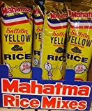 Mahatma Saffron Yellow Rice 10oz (1 pack)