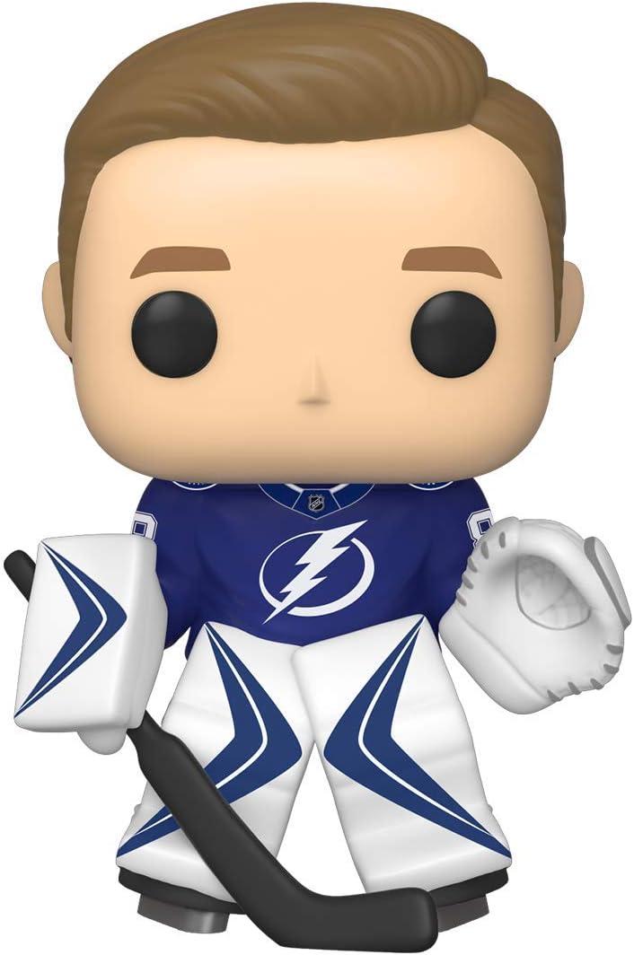 Funko POP! NHL: Lightning - Andrel Vasilevskiy (Home Jersey)