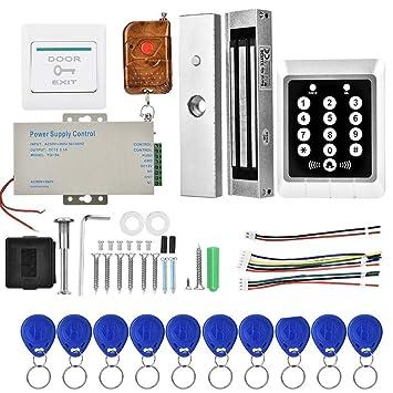 Amazon.com: Kit de panel de control de acceso a la entrada ...