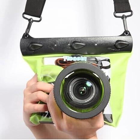 ivebetter Funda impermeable para cámara réflex digital (20 m ...