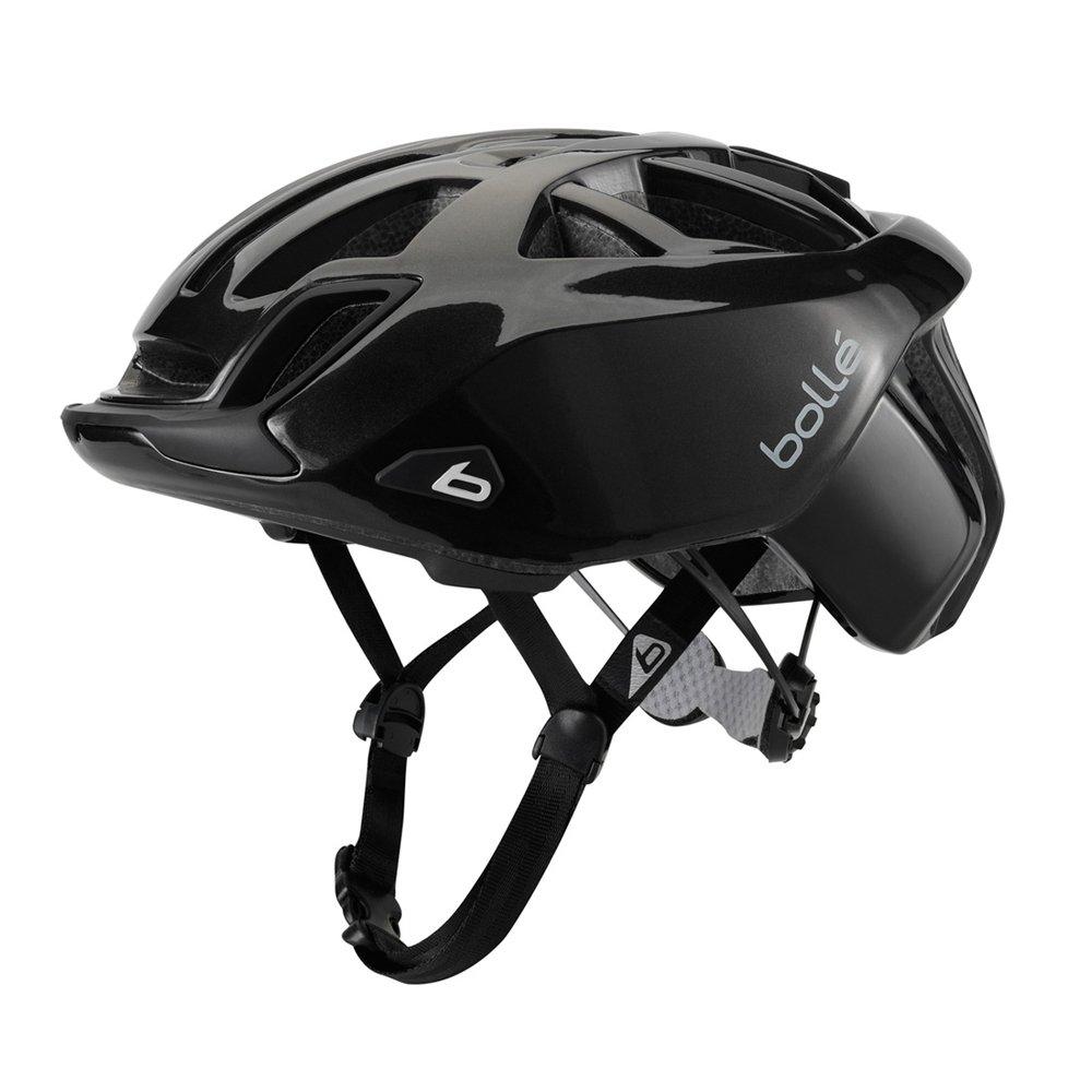 The One Road Standard ヘルメット 58-62cm ブラック/グレー B07B6QQT2V