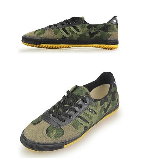 Elwow - Zapatillas de Voleibol de Material Sintético para Hombre: Amazon.es: Zapatos y complementos