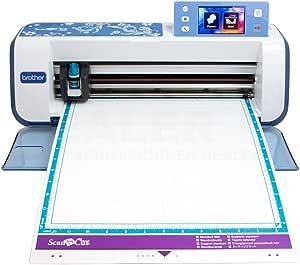 Brother 4977766733328 - Scancut cm840-plotter de Corte con escáner: Amazon.es: Hogar