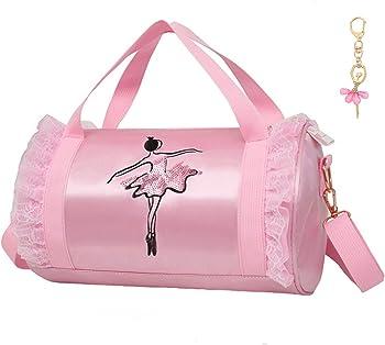 Debbieicy Cute Ballet Kids Luggage