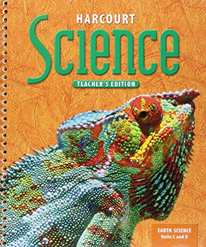 Harcourt Science: Earth Science, Vol. 2, Grade 5, Teacher's Edition