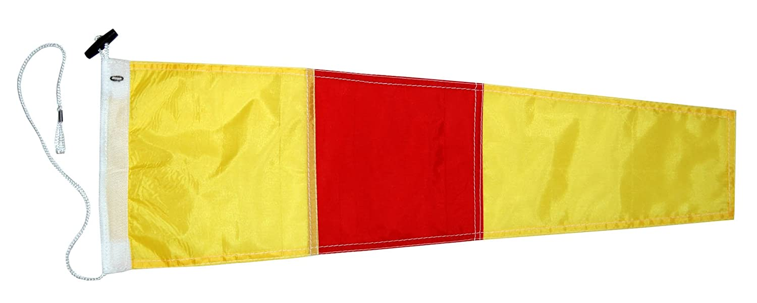 Inc. Taylor Co 12 x 18-Inch Nelson A Taylor Made Products 93246 Code #0 Flag