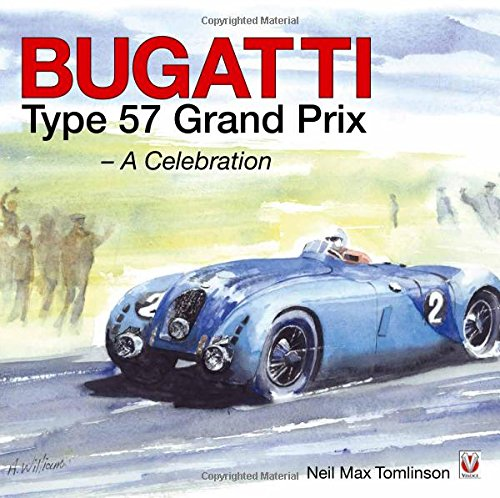 Bugatti Type 57 Grand Prix: A Celebration