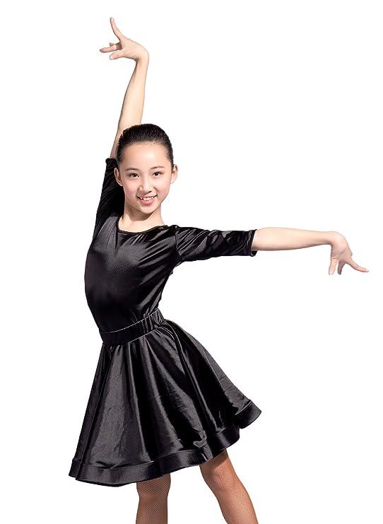 Amazon.com: GD3110 Kid Latin Ballroom Ball Party Dance ...