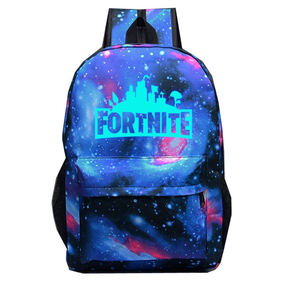MANFIK New Luminous School Backpack Shoulder Bag for Kids