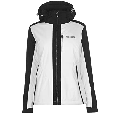 Nevica Womens Meribel Ski Jacket  Amazon.co.uk  Clothing 00bac9f2b