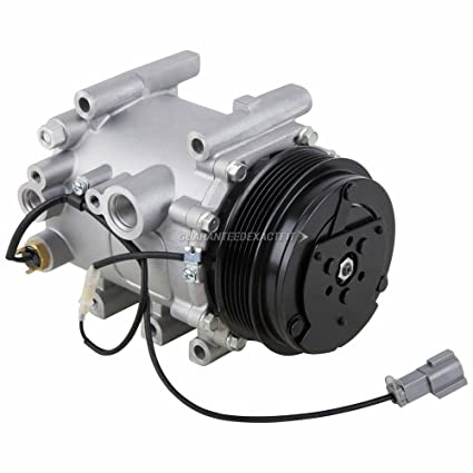 Amazon.com: New AC Compressor & A/C Clutch For Mitsubishi Fuso Bus and Fuso Truck - BuyAutoParts 60-03837 New: Automotive