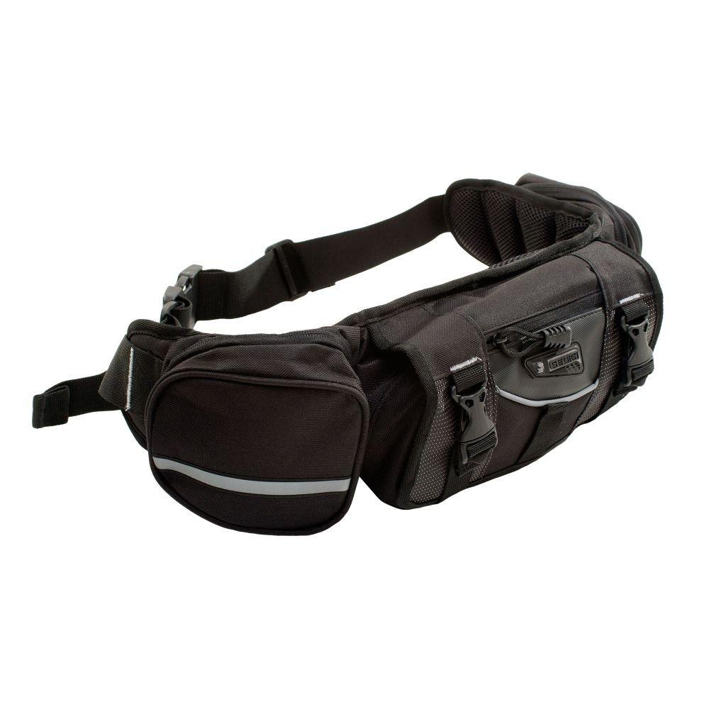SEDICI Sentiero Waist Pack - Black