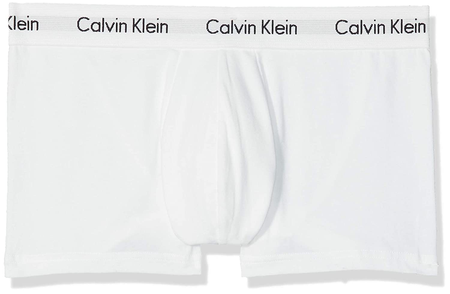 2cfd66c7c1486 Amazon.com  Calvin Klein Men s Underwear Cotton Stretch Trunk (3 Pack)   Clothing