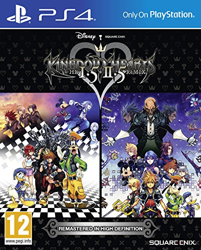 Kingdom Hearts Hd 1.5 And 2.5 Remix /ps4 (Kingdom Hearts 1 Ps2)