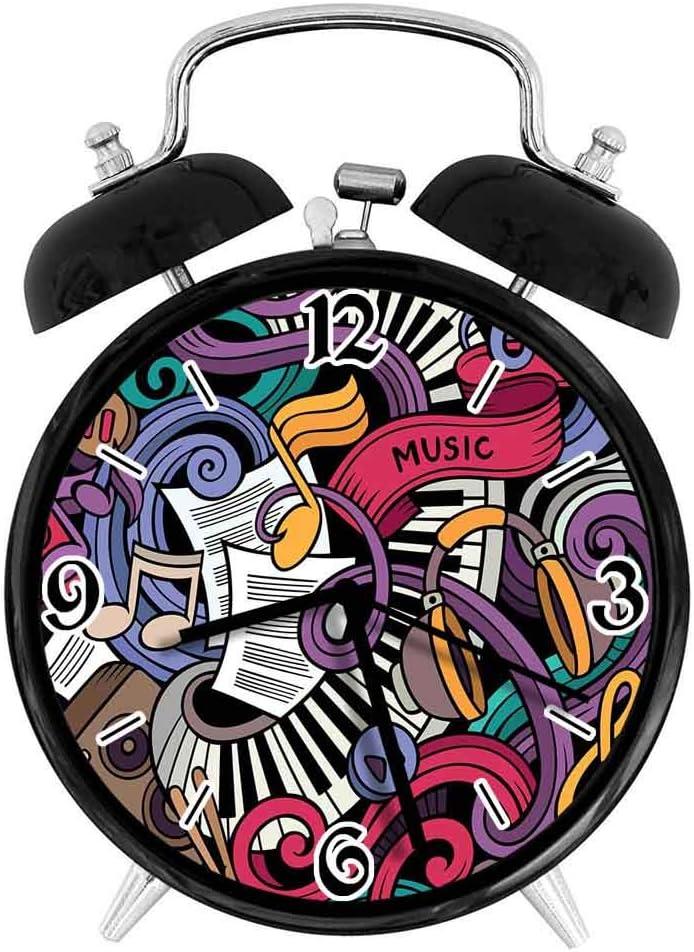 PICOM99 Reloj Despertador Inteligente Doodle Musicd ...