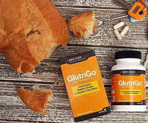 Amazon.com: glutngo con tolerase – Gluten de digerirlo ...