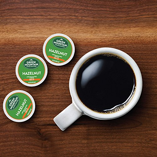 Green Mountain Coffee Roasters Hazelnut, Single Serve Coffee K-Cup Pod, Decaf, 72 by Green Mountain Coffee Roasters (Image #7)