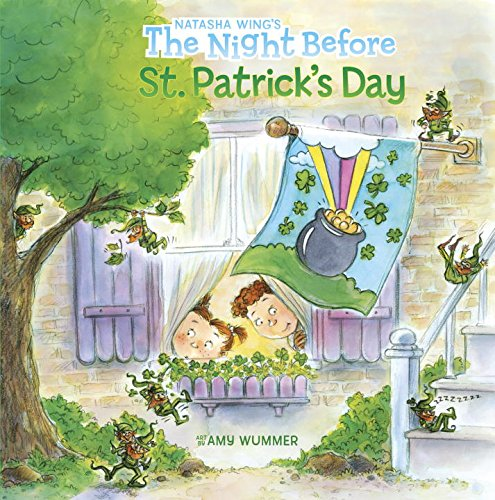 The Night Before St. Patrick's Day cover