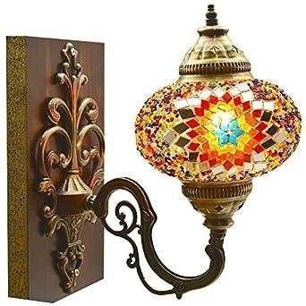 mosaic lamps moroccan light mosaic light