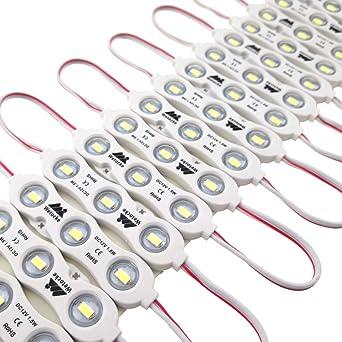 20pcs 5730 White LED Light Emitting Diode SMD Superbright NEW