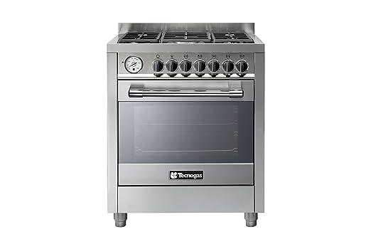 Cocina Pro 70 Horno Gas 5 fuegos: Amazon.es: Hogar