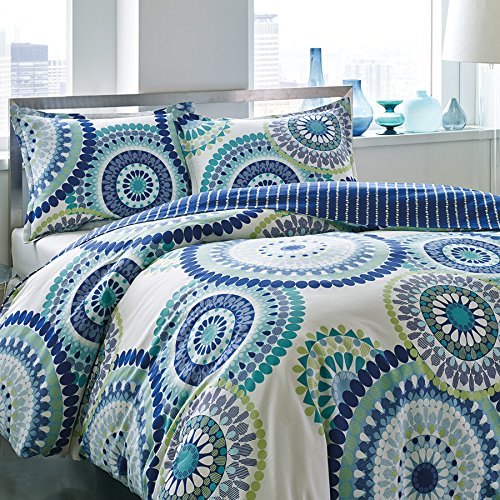 Twin Duvet Set (City Scene Radius)