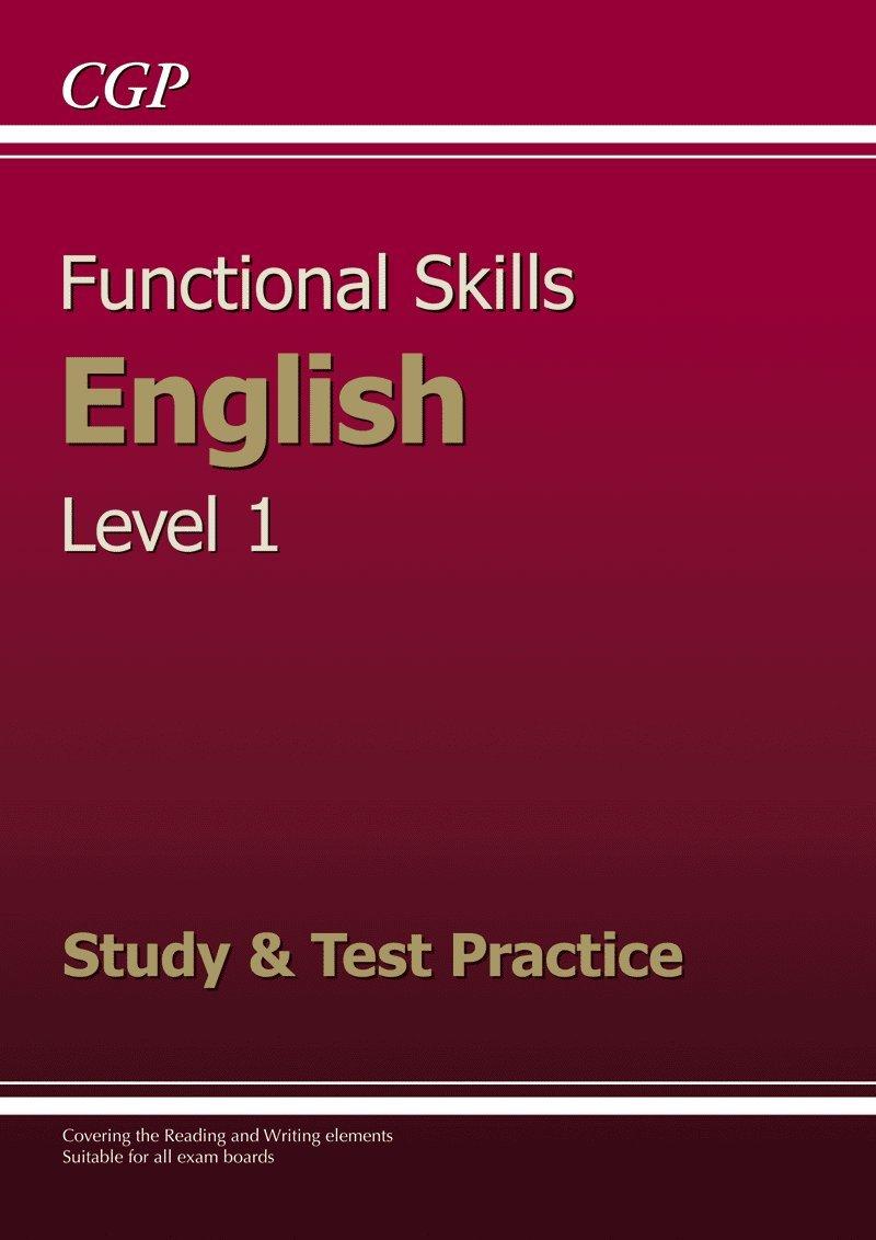 Functional Skills English Level 1 Study Test Practice Amazon – Functional Skills Maths Level 2 Worksheets