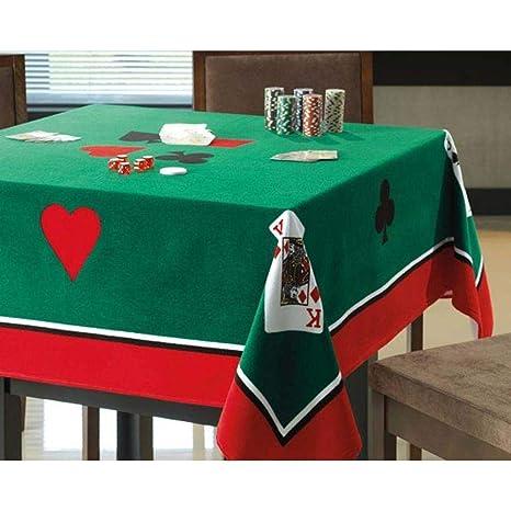 Amazon.com: Toalla de gamuza de mesa (Tarjetas II 60.5 x ...