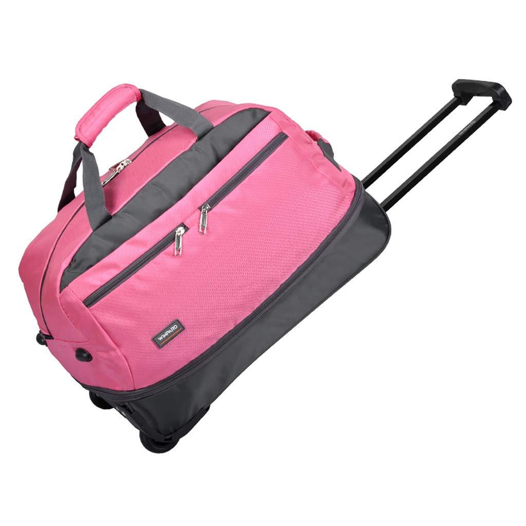 スーツケース トロリーケース2ホイール出張旅行屋外トロリーバッグスケーラブルな高容量ライトトラベルバッグドラッグバッグハンドバッグトランク旅客ボックス (色 : A4, サイズ さいず : 57*32*41CM) 57*32*41CM A4 B07KY7BC64