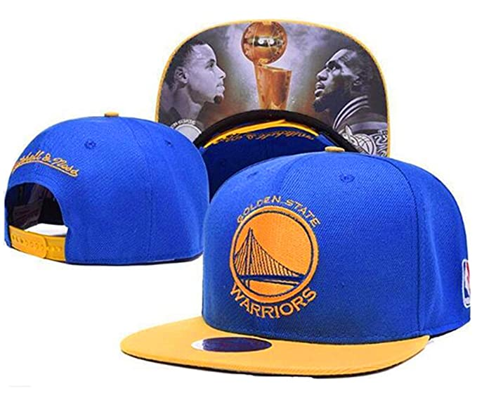 buy popular 86821 86fed Unisex Adjustable Fashion Leisure Baseball Hat,Golden State Warriors Cap