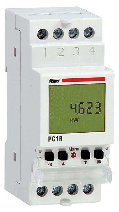 7 opinioni per Relè per il controllo del consumo di potenza assorbita Previene il distacco