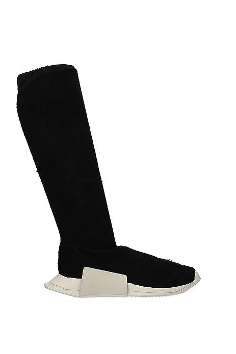Botines Adidas Rick Owens ro Level Runner Boot Mujer - Gamuza (DONNADA8776) 36 2