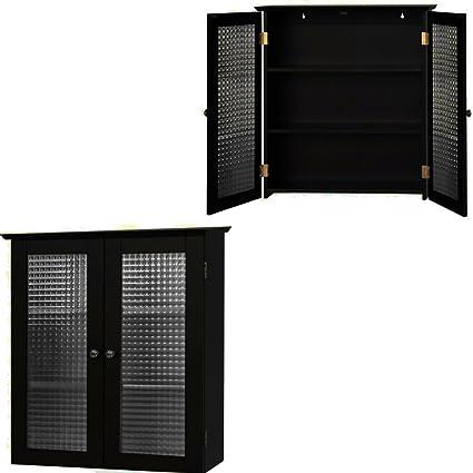 Amazon Com Efd Window Medicine Cabinet With 3 Shelves