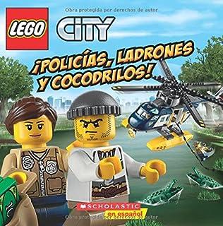 Lego City: ¡policías, Ladrones Y Cocodrilos! (Cops, Crocks, and