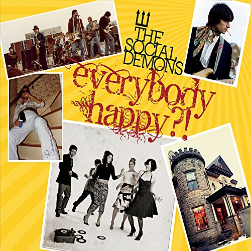 Everybody Happy Everybody Happy Cd