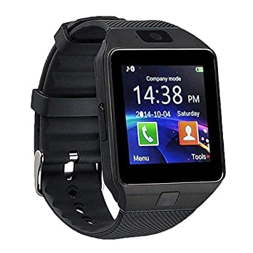 huihui-dedian Reloj Inteligente Bluetooth Smart Watch Ranura ...