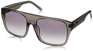 Amazon.com: Sabre Deadbeat Escudo anteojos de sol, Gris, 140 ...