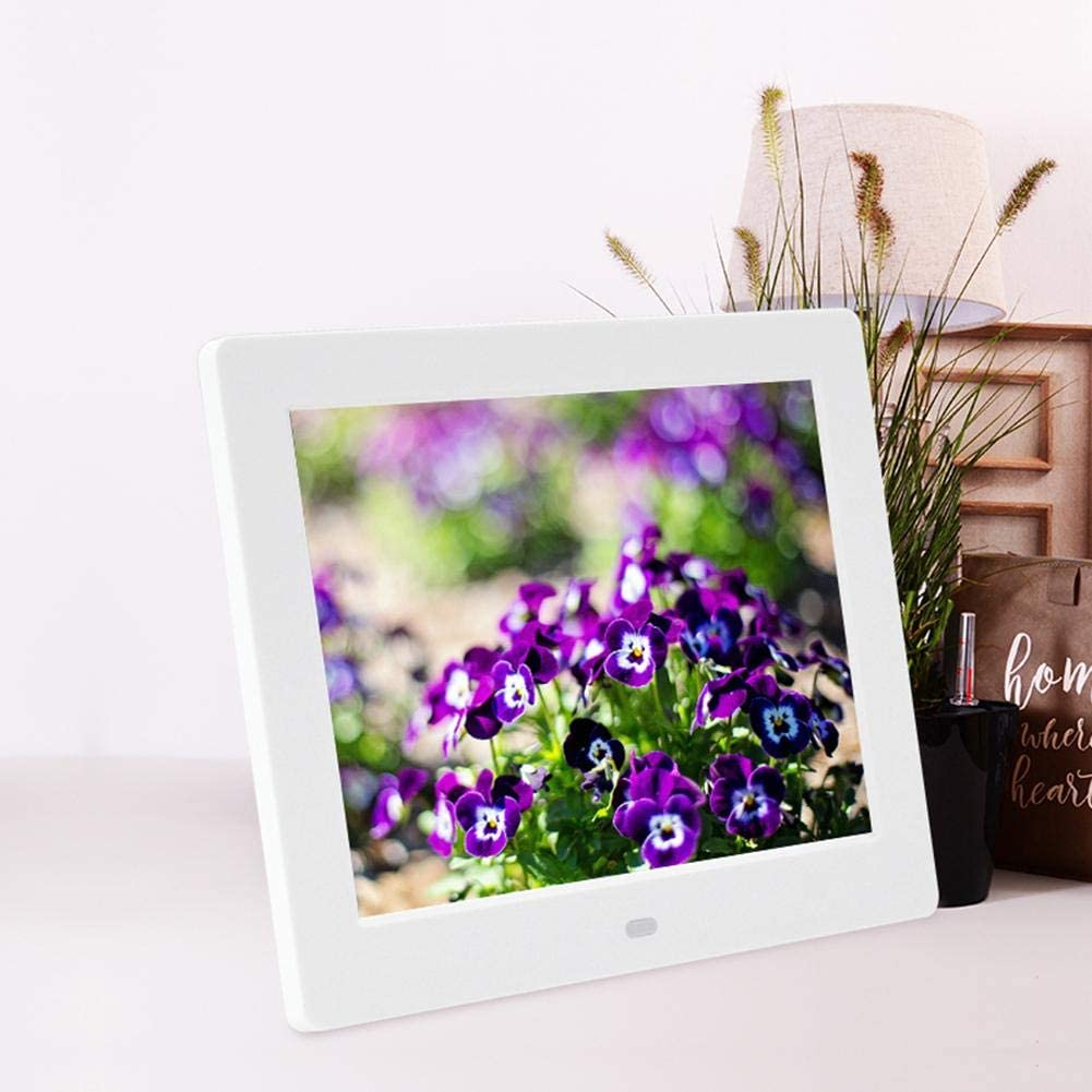 Wind-Susu Advance Digital Photo Frame 7 Inch 706 High Resolution Widescreen LCD MP3 Music and 720P HD Video Playback